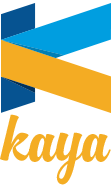 Kaya-Werbung Retina Logo